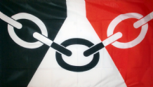 BLACK COUNTRY (WEST MIDLANDS) - 5 X 3 FLAG